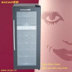 SICA紅酒櫃,葡萄酒櫃 恆溫酒櫃 歐式酒櫃 電子酒櫃製造專