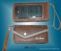 Solar phone case