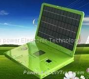 solar power unit