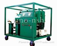 Sino-nsh VFD transformer Oil Recycling & Filter plant 1