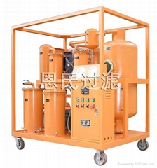 SINO-NSH    Lubrication Oil purification Plant