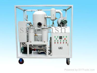 SINO-NSH Transformer oil purifier plant 2