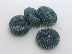wire scrubber,Ga  inised wire scrubbers,copper scrubber