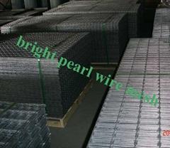 welded mesh sheet (galfan galvanized)