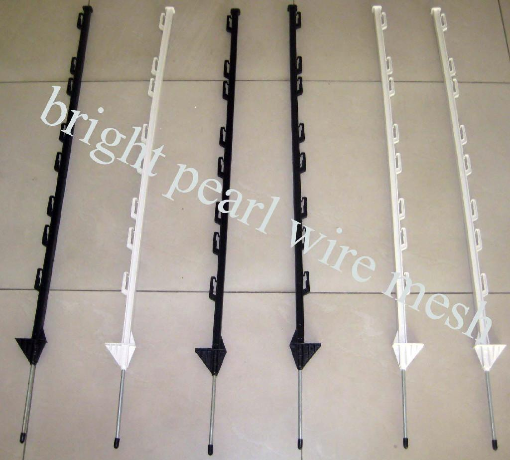 Plastic Fencing Stake Electric Fencing Post Polypost