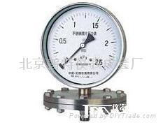 膜片壓力表YPF100.