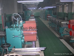 HDPE/PP Flat Monofilament extrusion line