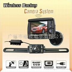 3.5寸无线后视系统(自动检测倒车信号)
