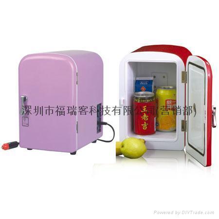 Mini Refrigerator 2