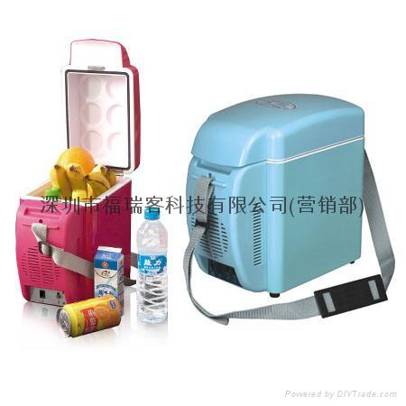 Thermoelectric Cooler & Warmer 1
