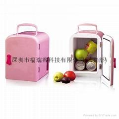 車家兩用冰箱、電子冷熱箱、旅遊冰箱、