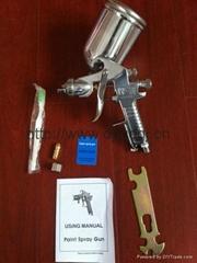 High Pressure Air Spray Gun (W-71G)