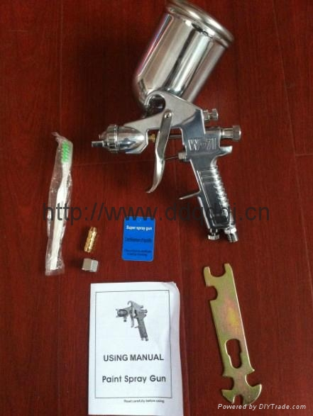 High Pressure Air Spray Gun (W-71G) 2