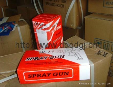 High Pressure Air Spray Gun (W-71G) 5