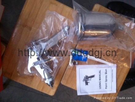 High Pressure Air Spray Gun (F-75G) 2