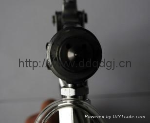 High Pressure Air Spray Gun (S-770S) 4