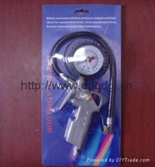 Air Tire Inflating Gun (