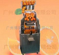 供应立式鲜橙榨汁机
