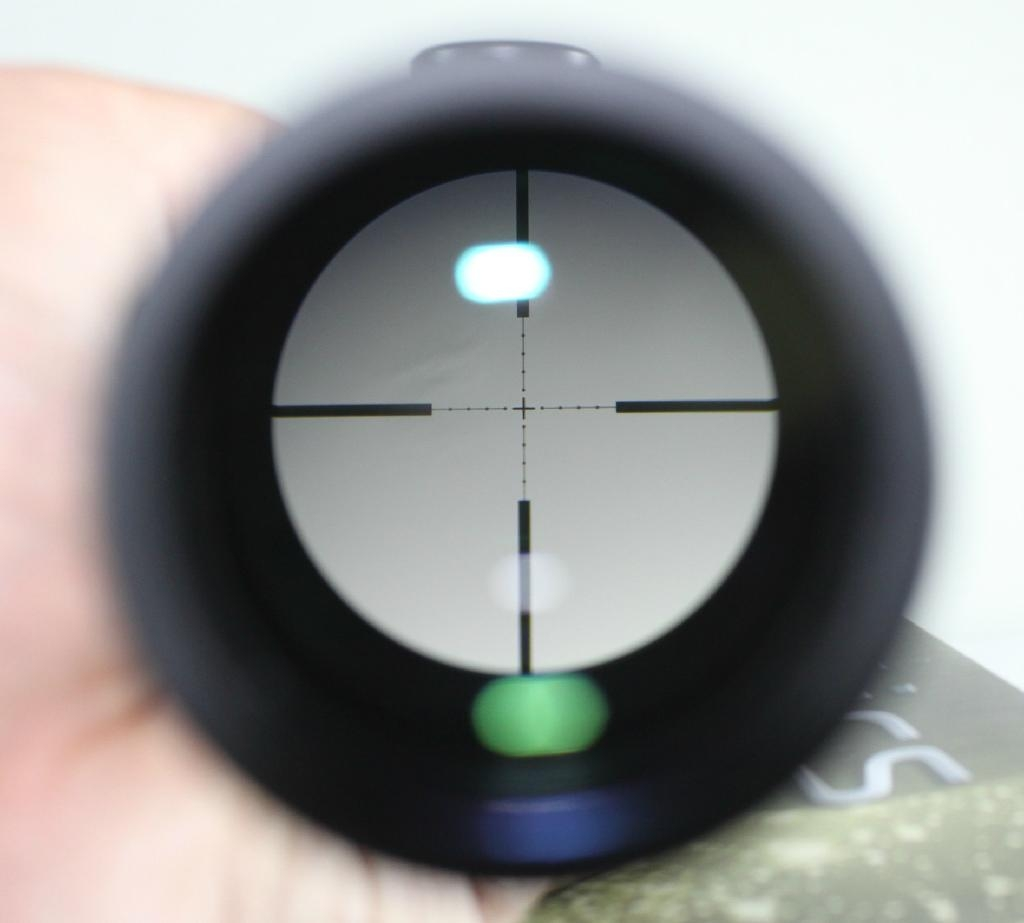 Vector Optics 3-12x50 First Focal Plane Hunting Rifle Scope Fit Night Vision 3