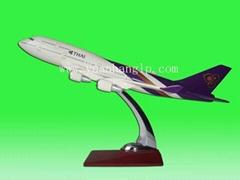飛機模型B747-400