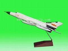 仿真飛機模型J-7