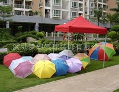 帐篷/太阳伞/水座/深圳帐篷/气球培训教材/气球公司