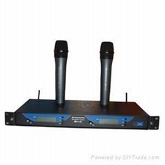 SENNHEISER EW545G2 Dynamic 2 handheld Microphones Wireless System in low price