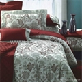 6pcs hotel bedding set