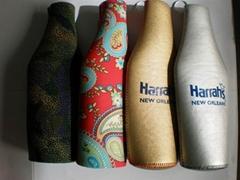 Neoprene Bottle Suit/Holder/Cooler/Carrier, Can Cooler