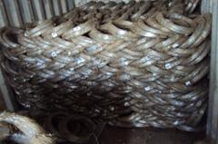 Galv.iron wire
