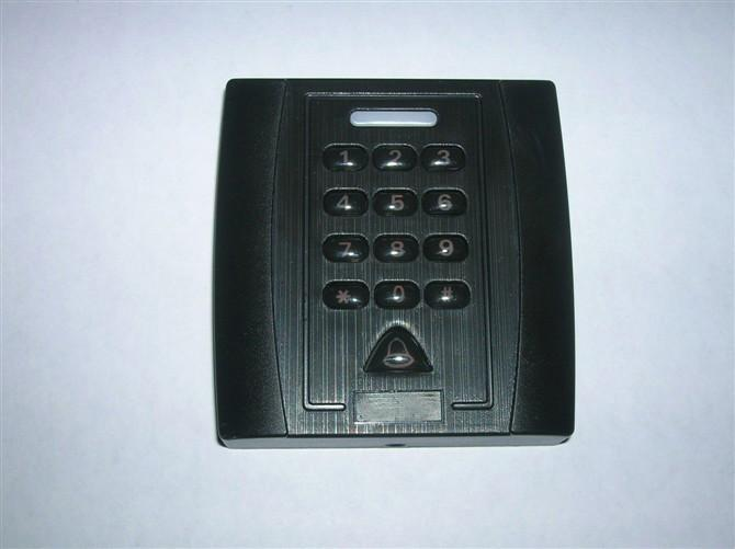 Card door access control