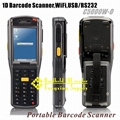 1D WiFi Portable barcode scanner USB