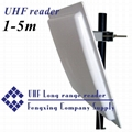 UHF long range reader 1-5m supply free