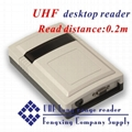 UHF Desktop Reader & Writer