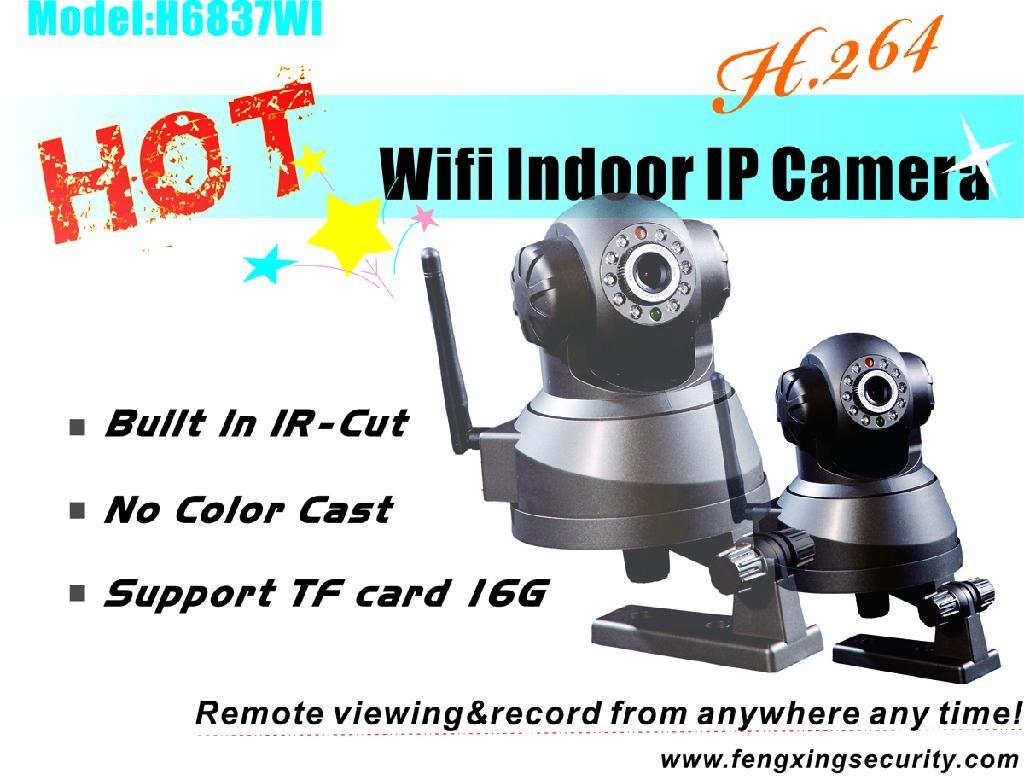 Ip Wireless Camera