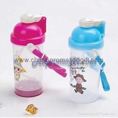 Children's Bottle with Lanyard