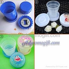 Retractable Water Bottle