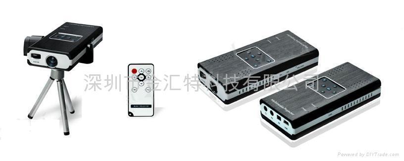 TYY-001 手持投影仪 MP4 10米内 1