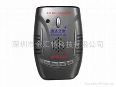 RD-GPS-F22 固定、流动一体机 雷达 测速