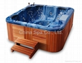 Outdoor Spa(6~7 Seats)