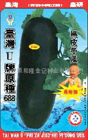 台湾U牌原种688冬瓜种子 1