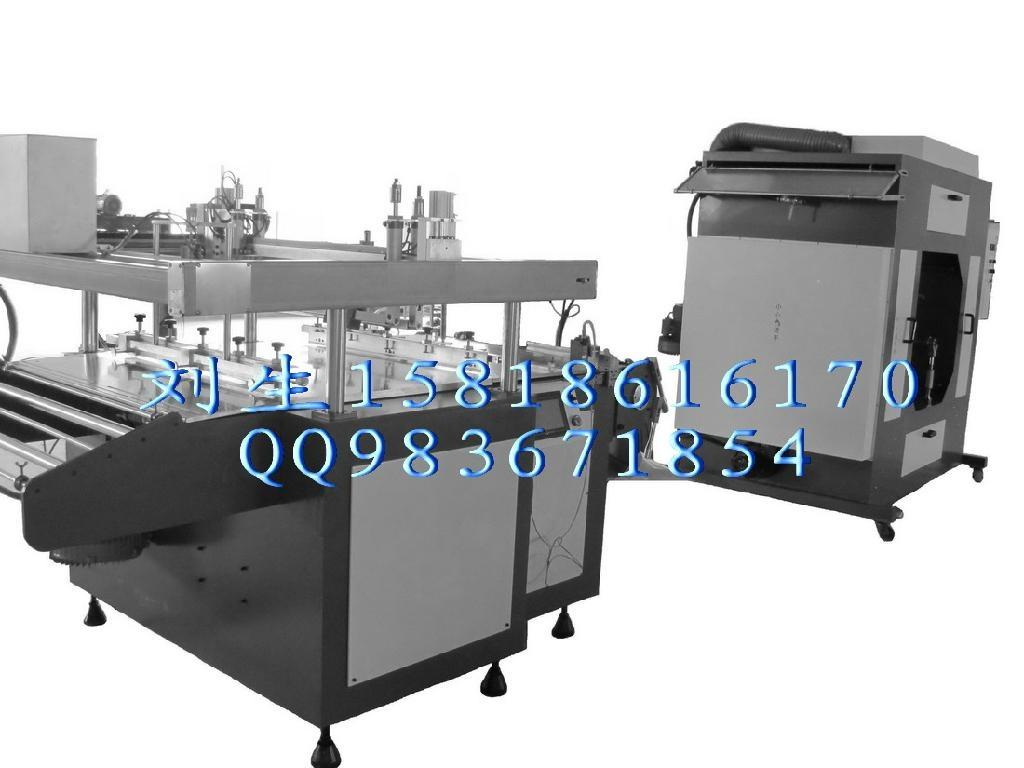 电热膜丝网印刷机 2