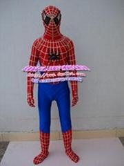 蜘蛛侠卡通服装