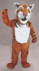 老虎卡通服装