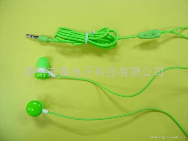 MP3/MP4/ipod耳机 1