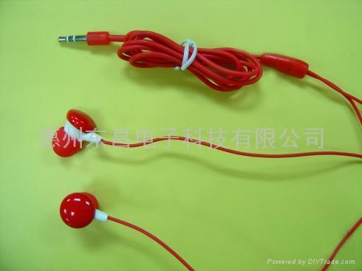 MP3/MP4/ipod耳机 3