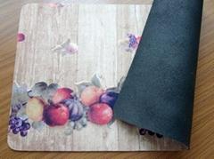 Printed Rubber Mat
