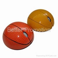 Basketball and football mouse