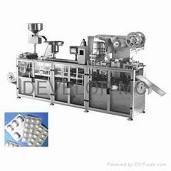 DPP-250E Blister Packing Machine & packaging machine