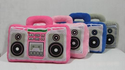 plush toys with radio function  1